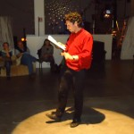 Area Pergolesi Milano .Poetry slam 12/5/5