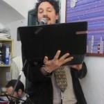 """""""POESIE IN SALDO - 2"""" - Bellissimo pomeriggio poetico alla """"Stanza della Poesia"""" di Palazzo Ducale a Genova. Sabato 2 febbraio 2013"""