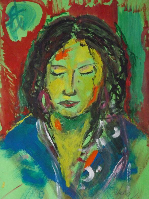 Claudia Ambrosini (Poetessa)