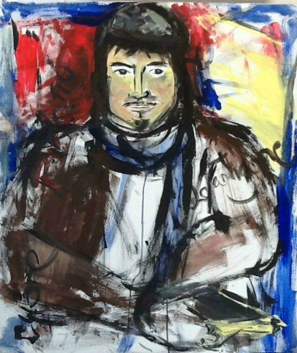 Il Critico d'Arte Fabrizio Gilardi