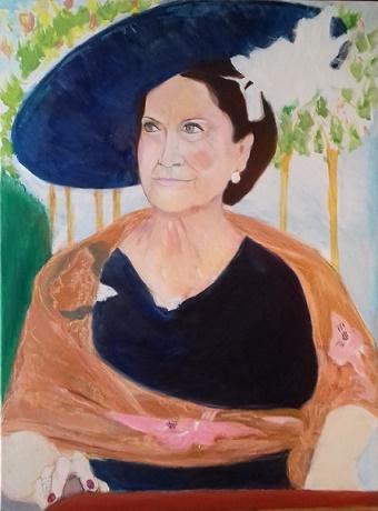 Signora andalusa