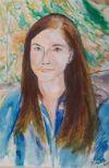 Ritratto di ragazza  (Gorgonzola,Mi)